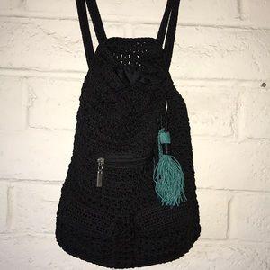 THE SAK Crochet Backpack/Bag
